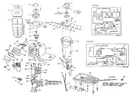 Oster Model 980 16 Kitchen Equipment Genuine Parts