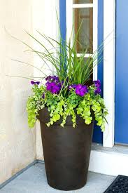 Front Porch Planter Box Ideas Door Boxes Home Container Garden ... Painted Flower Pots For The Home Pinterest Paint Flowers Beautiful House With Nice Outdoor Decor Of Haing Creative Flower Patio Ideas Tall Planter Pots Diy Pot Arrangement 65 Fascating On Flowers A Contemporary Plant Modern 29 Pretty Front Door That Will Add Personality To Your Garden Design Interior Kitchen And Planters Pictures Decorative Theamphlettscom Brokohan Page Landscape Plans Yard Office Sleek
