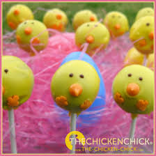 The Chicken Chick Chick Cake Pops DIY instructions