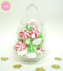 Christmas Tree Meringues by Christmas Meringues Nat Cake Artist