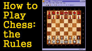 How To Play Chess The Rules