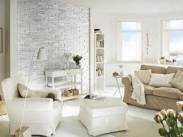 steinwand im wohnzimmer klimex 3d optik landhausstil