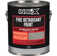 Insl X Cabinet Coat by Fire Retardant Paint Fr 110 Matte