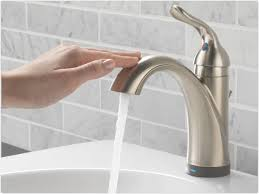 Delta Touchless Faucet Not Working by Kitchen Touch Kitchen Faucet For Brilliant Kohler Touch Kitchen
