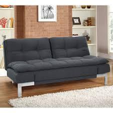 serta dream convertible boca sofa charcoal hayneedle