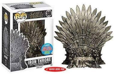 Funko Pop! Game of Thrones Vinyl Figure - Iron Throne *Exclusive*