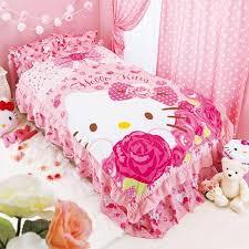 hello kitty bed linen