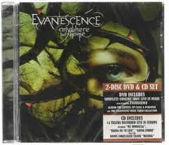 Evanescence Anywhere But Home CD Album Album at Discogs