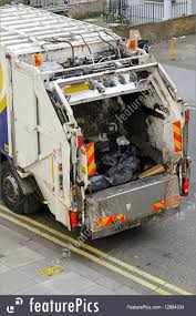 100 Rubbish Truck Garbage Image