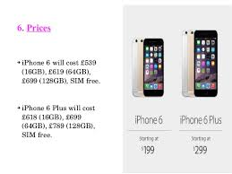 iPhone 6 vs iPhone 6 Plus The Differences Between The New Apple iPh…