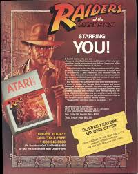 Halloween Atari 2600 Theme by 14 Vintage Ads For Video Games Based On Movies Cavalcade Of Awesome