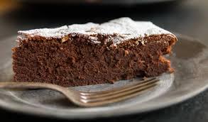 schokoladenkuchen ohne mehl à la hepburn