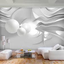 vlies fototapete 3d optik tunnel groß kugel tapete wohnzimmer wandbilder 2 ebay