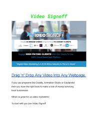 Get Video Clients The Easy Way. By Akibul - Issuu How To Create A Facebook Offer On Your Page Explaindio Influencershub Agency Coupon Discount Code By Adam Wong Issuu Ranksnap 20 Deluxe 5 Off Promo Deal Alison Online Learning Coupon Code Xbox Live Gold Cards Momma Kendama Magicjack Renewal Blurb Promotional Uk Fashionmenswearcom Outer Aisle Gourmet Cyber Monday Coupons Off Doodly Whiteboard Animation Software Whiteboard Socicake Traffic Bundle 3 July 2017 Im