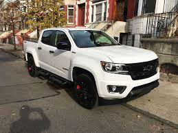 100 New Chevy Mid Size Truck 2018 Chevrolet Colorado 4WD LT Review Pickup Power