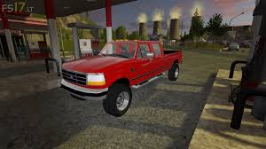 1996 Ford F 350 V 1.0 - FS17 Mods