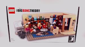 lego 21302 big theory set free price guide review