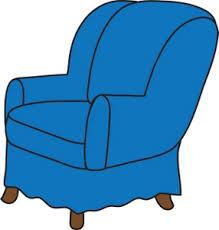 Patio Chair Clipart