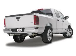 100 2013 Dodge Truck Borla Split Dual Rear Exit Catback Exhaust 2009 Ram W