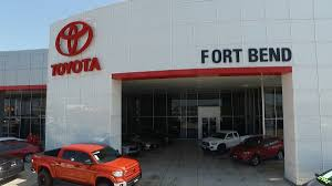 Fort Bend Toyota | New Cars For Sale Near Me