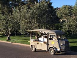 Citroen HY Vintage Event Truck Arizona And CA Named