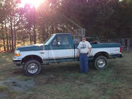 Me And My Favorite Truck My Cousins 1996 Ford F250 | Products I Love ...