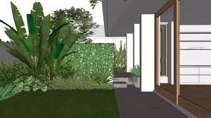 100 Davies Landscaping 3D Landscape Design Concept Flythrough Cottesloe Tim