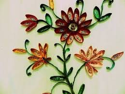 Toilet Paper Roll Crafts Wall Art