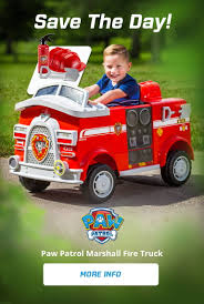 100 Power Wheels Fire Truck Kid Trax Battery Ed Ride On Toys Cars S For Kids