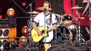 Eddie Vedder, Derek Trucks And Bill Murray Sing