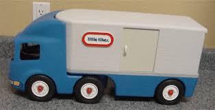 LITTLE TIKES Large Semi Tractor Trailer HAULER TRUCK 22.5