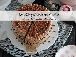 castlemaker food lifestyle magazin nuss nougat torte mit