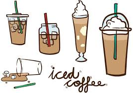 Iced Coffee Vector Pack