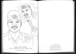 Coloring Book Chance Songs The Rapper S Lyrics Into A
