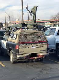 100 Patriot Truck Local Grocery Store Needs A Landing Pad For This Patriot