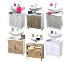 Pedestal Sink Organizer Ikea by Pedestal Sink Storage Cabinet U2013 Robys Co