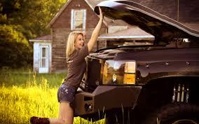 100 Girls On Trucks Women And Wallpaper HD WAR WALLPAPERS