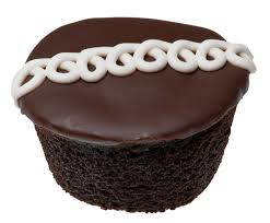A Mass Produced Hostess CupCake Typical Snack Cake Style Of Cupcake