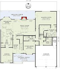 Craftsman Style House Plans Ranch by 691 Best Ranch House Plans Images On Pinterest Architecture