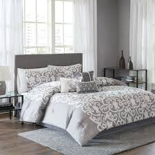 Gray Bedding Sets Queen Bedding Queen Pertaining To Gray forter