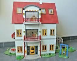 spielzeug puppenhaus bad küche schlafzimmer usw playmobil