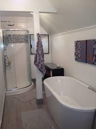 Interior Decorating Magazines Online by Small Attic Bathroom Ideas Home Design And Interior Decorating