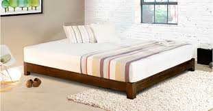 Platform Bed Frame by The Ideas Of Low Platform Bed Frame Fleurdujourla Com Home