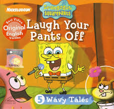 Spongebob Halloween Vhs And Dvd by Laugh Your Pants Off Encyclopedia Spongebobia Fandom Powered