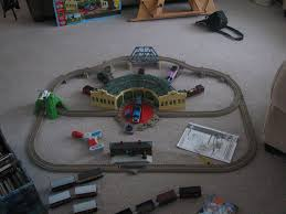 Thomas And Friends Tidmouth Sheds Trackmaster by Trackmaster Thomas At Tidmouth Sheds Set By Taionafan369 On Deviantart