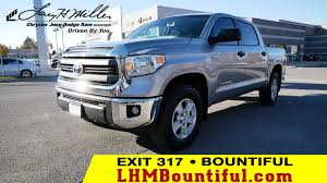 100 Tundra Truck For Sale Used 2015 Toyota 4WD In West Bountiful UT