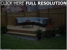 Patio And Deck Ideas For Small Backyards by Backyards Compact Backyard Decks And Patios Backyard Pictures