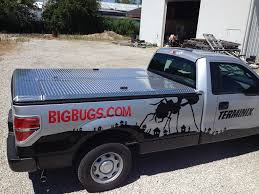 Pest Control Pickup Truck With Butterfly Tonneau Cover | Flickr Top Your Pickup With A Tonneau Cover Gmc Life Covers Truck Lids In The Bay Area Campways Bed Sears 10 Best 2018 Edition Peragon Retractable For Sierra Trucks For Utility Fiberglass 95 Northwest Accsories Portland Or Camper Shells Santa Bbara Ventura Co Ca Bedder Blog Complete Guide To Everything You Need