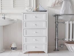 furniture narrow white bathroom cabinet white gloss bathroom