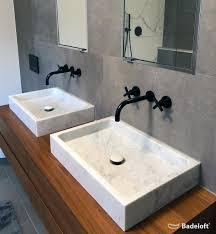 marmor waschbecken mwb 01 m